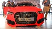 Audi RS6 Avant front India launch
