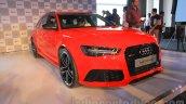 Audi RS6 Avant front quarter India launch