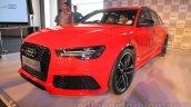Audi RS6 Avant front quarters India launch