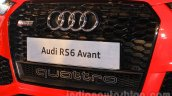 Audi RS6 Avant grille India launch