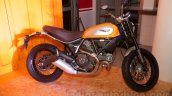 Ducati Scrambler Classic side India