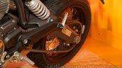 Ducati Scrambler Classic suspension India