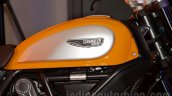 Ducati Scrambler Classic tank India