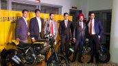 Ducati Scrambler Full Throttle India