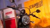 Ducati Scrambler Full Throttle headlight India