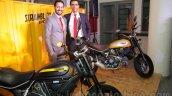 Ducati Scrambler Full Throttle launched India