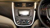 Maruti Celerio diesel center console