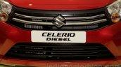 Maruti Celerio diesel grille