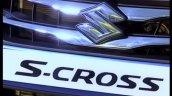 Maruti S-Cross grille India-spec