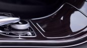 Mercedes GLC center console teased