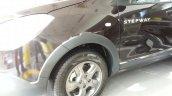 Renault Lodgy Stepway body cladding