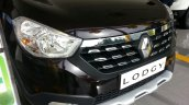 Renault Lodgy Stepway front fascia