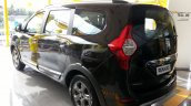 Renault Lodgy Stepway rear quarters