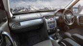 Tata Safari Storme facelift cabin