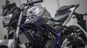 Yamaha MT25 Indonesia front three quarter
