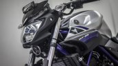 Yamaha MT25 Indonesia fuel tank detail