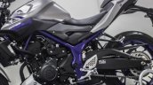 Yamaha MT25 Indonesia seat detail