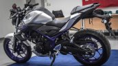 Yamaha MT25 Indonesia side detail