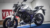 Yamaha MT25 Indonesia side profile