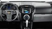 2012 Chevrolet S10 interior press shot