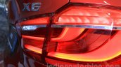 2015 BMW X6 LED taillights India