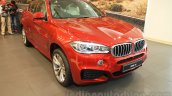 2015 BMW X6 front quarter India