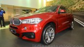 2015 BMW X6 front quarters India