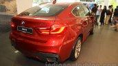 2015 BMW X6 rear India
