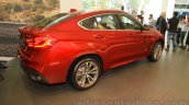 2015 BMW X6 rear quarter India