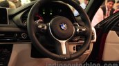 2015 BMW X6 steering India