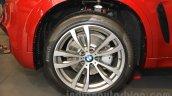 2015 BMW X6 wheel India