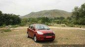 2015 Ford Figo Aspire Titanium 1.5 Diesel front quarter first drive review
