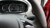 2015 Ford Figo Aspire Titanium 1.5 Diesel indicator stalk first drive review