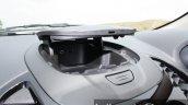 2015 Ford Figo Aspire Titanium 1.5 Diesel phone dock first drive review
