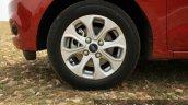 2015 Ford Figo Aspire Titanium 1.5 Diesel rims first drive review