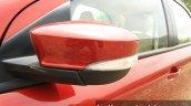 2015 Ford Figo Aspire Titanium 1.5 Diesel side view mirrors first drive review