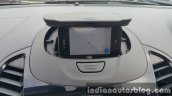 2015 Ford Figo Aspire Titanium phone dock first drive review