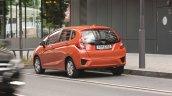 2015 Honda Jazz rear for Europe