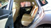2015 Honda Jazz rear seat India launch