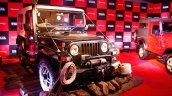 2015 Mahindra Thar facelift Custom front quarter