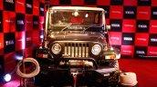 2015 Mahindra Thar facelift Custom front