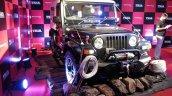 2015 Mahindra Thar facelift Custom