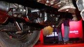 2015 Mahindra Thar facelift diff lock