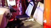 2015 Mahindra Thar facelift front seats