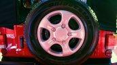 2015 Mahindra Thar facelift spare