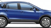 2015 Maruti S-Cross side press image