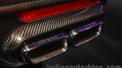 2015 Mercedes AMG S 63 Coupe exhaust pipes launched in Delhi