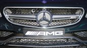 2015 Mercedes AMG S 63 Coupe grille launched in Delhi