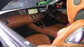 2015 Mercedes AMG S 63 Coupe interior launched in Delhi