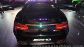 2015 Mercedes AMG S 63 Coupe rear launched in Delhi